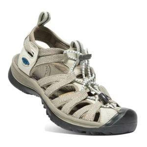 Keen Whisper Lughtweight Performance Sandals